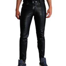 Pantalones De Cuero Tododecuero Com