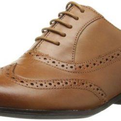 Zapatos Clarks Hamble Oak de cuero para mujer