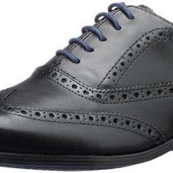 Zapatos Clarks Banfield Limitcon cordones de cuero hombre